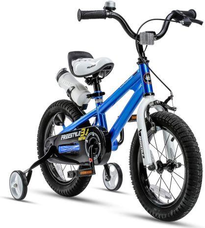 2. RoyalBaby Kids Bike Boys Girls Freestyle Bicycle
