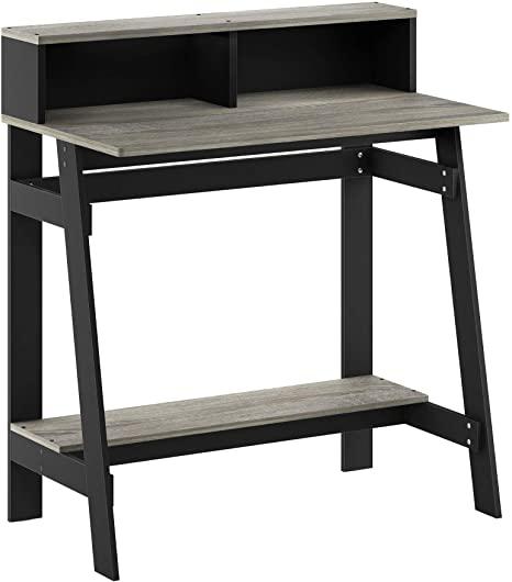 5. Furinno Simplistic A Frame Computer Desk