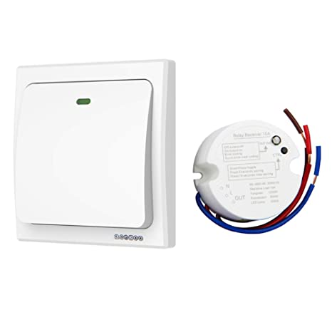 9.acegoo Wireless Lights Switch Kit