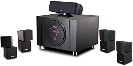 2. 5.1 Channel Home Theater Speaker System