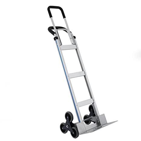 8. Smarketbuy Aluminum Stair Climber Hand Truck