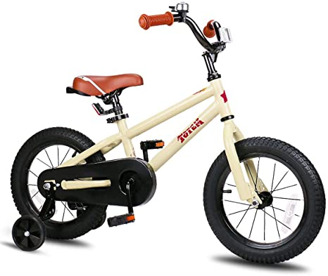 6. JOYSTAR Totem Kids Bike with Training Wheels