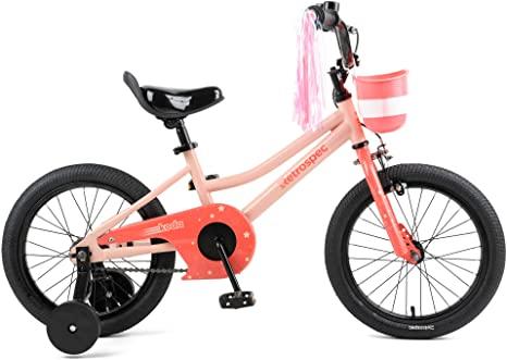 5. Retrospec Koda Kids Bike with Training Wheels