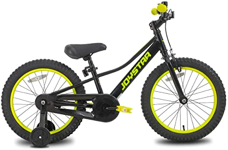 10. JOYSTAR NEO Kids Bike with Training Wheels for 4-10 Years Old Boys & Girls