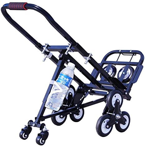 Top 10 Best Hand Trucks for Stair Climbing in 2021 Reviews