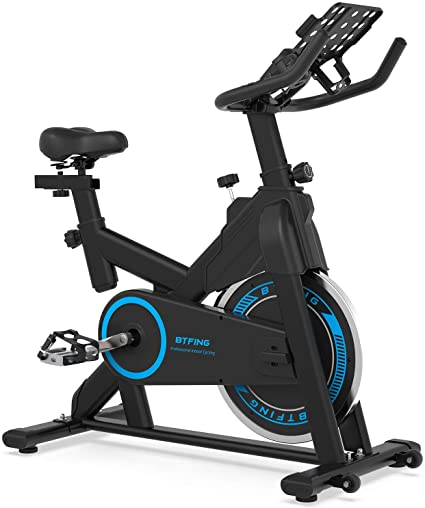 3. BTFING Indoor Exercise Cycling Bike Stationary