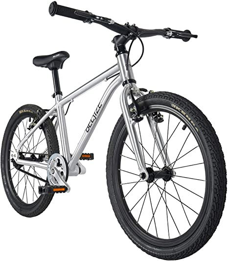 2. BELSIZE 20-Inch Belt-Drive Kid's Bike, Lightweight Aluminium Alloy Bicycle