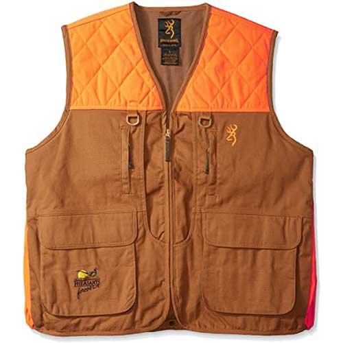 1. Browning Pheasants Forever Vest