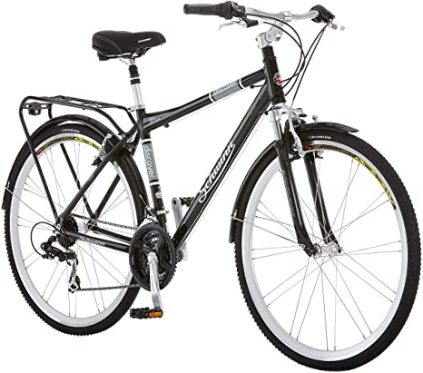 10. Schwinn Discover Hybrid Bike