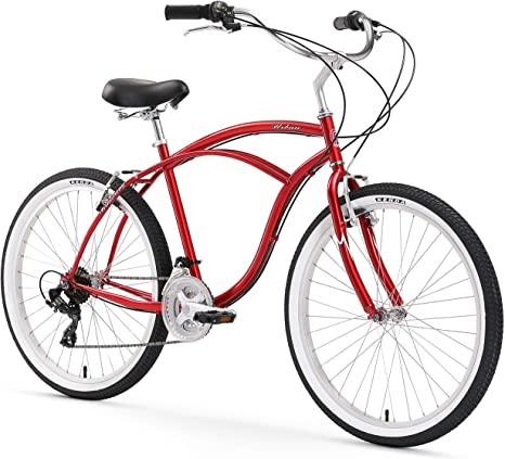 3. Firmstrong Urban Man Beach Cruiser Bike