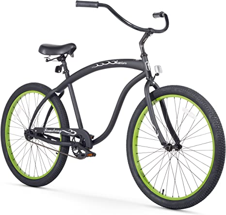 6. Firmstrong Cruiser-Bicycles Firmstrong Bruiser Man Beach Cruiser Bicycle