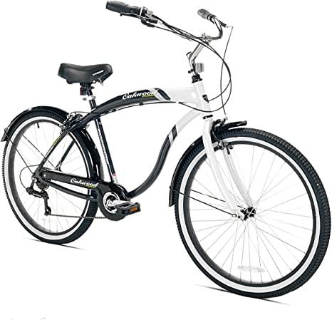 4. Kent Oakwood Men's Cruiser Bike