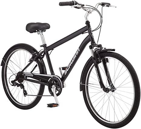 6. Schwinn Suburban Sport Comfort Hybrid Bike