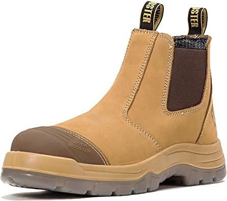 3. ROCKROOSTER Work Boots for Men
