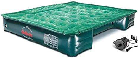 5. Pittman Outdoors AirBedz Lite PPI PV202C Full Size, Short 6'-6.5' Truck Bed Air Mattress with DC Corded Pump (76