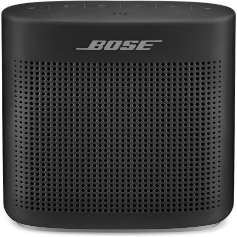 3. Bose SoundLink Color II: Portable Bluetooth, Wireless Speaker with Microphone