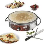 Top 4 Best Commercial Crepe Makers in 2021 Reviews