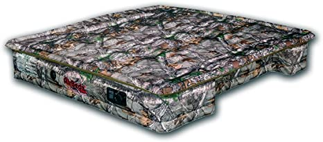 4. Pittman Outdoors AirBedz PPI 404 Realtree Camo Full Size 5.5'-5.8' Short Bed with Built-in Rechargeable Battery Air Pump and Tailgate Mattress
