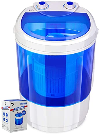 3. Portable Single Tub Washer - The Laundry Alternative - Washing Capacity Less Than 1.2Kg - Portable Clothes Washer For Small Clothes