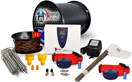 1. Extreme Dog Fence - Second Generation -2020- Professional Grade (Premium) Kit Packages