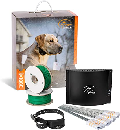 9. SportDOG Brand In-Ground Fence Systems – from the Parent Company of INVISIBLE FENCE Brand - Underground Wire Electric Fence